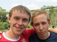 Robbie and Jesper