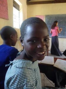African generosity