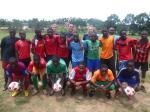 Arsenal and Uganda Youth Football League