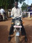 Arsenal motorbike