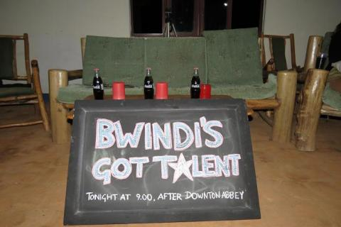 Bwindi's Got Talent