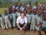 Kyeijanga Primary School class