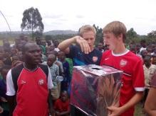 Raffle in Uganda