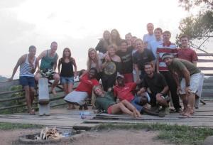 Volunteer Uganda volunteers